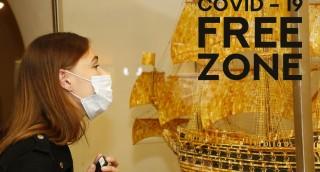 Музей янтаря: COVID-19 FREE ZONE